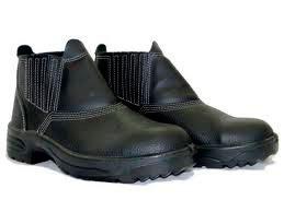 Bota de segurança preta · Bota de segurança preta ... 58460c7d63