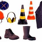 Lojas de equipamentos de segurança epi