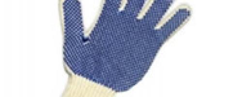 Luva Tricotada Pigmentada