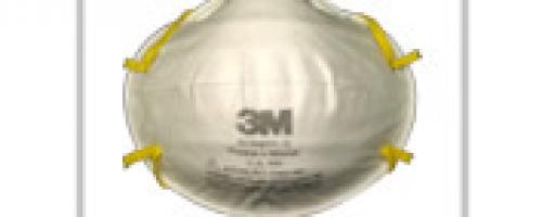 Máscara respiradora 8720 - 3M