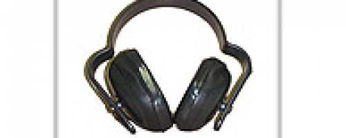 Protetor auricular tipo abafador